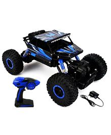 Saffire 2 Point 4 Ghz Remote Controlled Rock Crawler - Blue