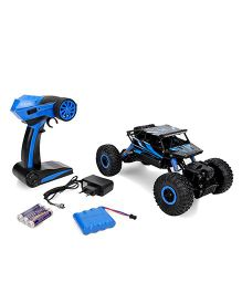 ToyFactory Remote Control Rally Car - Blue