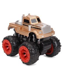 ToyFactory Monster Friction Car - Brown