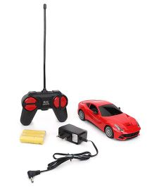ToyFactory Rechargeable RC Car - Red