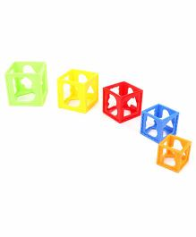 ToyFactory Stack Cube - Multicolor