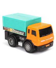 ToyFactory Construction Truck - Yellow Green