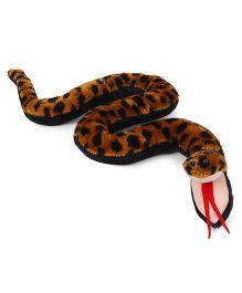 Tickles Crawling Snake Brown - 90 cm