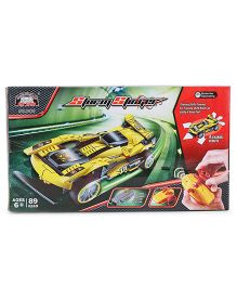 ToyFactory Remote control RC Car - Yellow