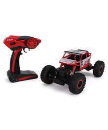 ToyFactory Off Road Remote control Car - Red Black