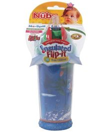 Nuby - Insulated No-Spill Flip-it Cup