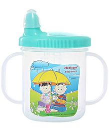 Morisons Baby Dreams Sippy Feeding Cup Green 180 ml
