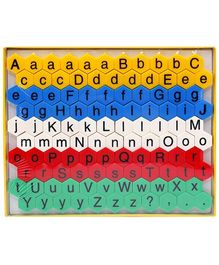 Toysbox Alpha Words Capital And Lower Case