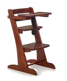 BabyCenter India High Chair - Brown