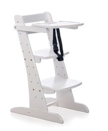 BabyCenter India High Chair - White
