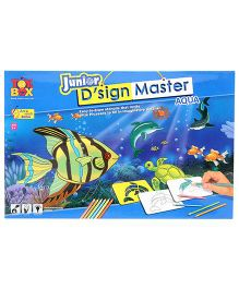 Toysbox Design Master Junior - Aqua Theme
