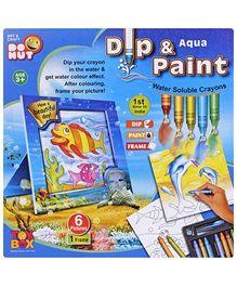 Toysbox - Aqua Dip and Paint