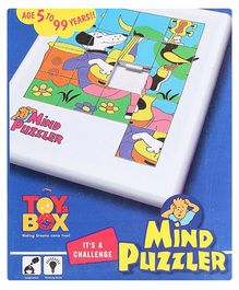 Toysbox Mind Puzzler