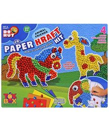 Toysbox - Animal Friends Paper Kraft Kit
