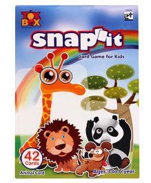 Toysbox - Snap It Animals