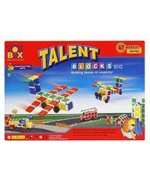 Toysbox - Big Talent Blocks