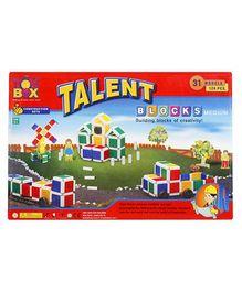 Toysbox - Medium Talent Blocks