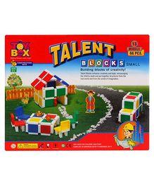 Toysbox - Small Talent Blocks