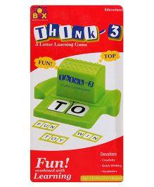 Toysbox - Think 3