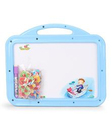 Funworld 2 in 1 Puzzle Slate - Blue