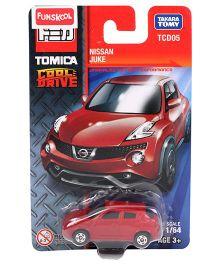 Tomica Funskool Cool Drive Nissan Juke Toy Car - Red