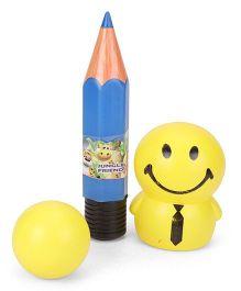 Funworld School Kit Pack of 3 - Yellow Blue