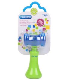 Tomy The First Years Teething Tool - Blue Green