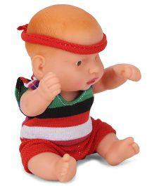 Speedage Baby Doll Multi Color - 11.5 cm