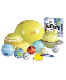 Learning Resources Inflatable Solar System Set - Multi Color
