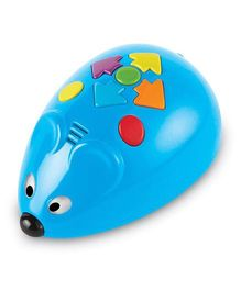 Learning Resources Stem Robot Mouse Coding Activity Set - Blue