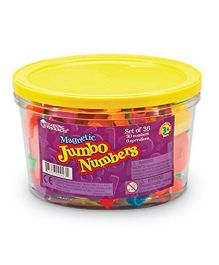 Learning Resources Jumbo Magnetic Numbers - 36 Pieces