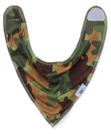 Luvable Friends Deluxe Bandana Bib - Multicolor