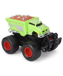 Imagician Playthings Kratos Big Wheel KIW 011 Dash & Swell Demon - Lime Green