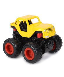 Imagician Playthings Kratos KIW 018 Big Wheel Phantom - Yellow