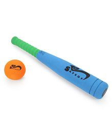 Safsof Baseball Bat Set - Blue