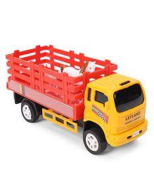 Speedage Leyland Country Truck - Yellow Red