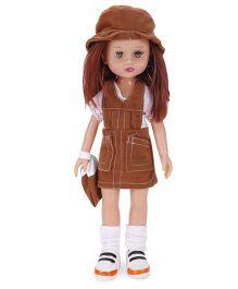 Speedage Ahnna Doll Brown - 30 cm