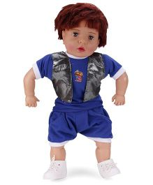 Speedage Aayush Baby Doll Navy Blue - 60 cm