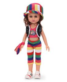 Speedage Ahnna Doll Multicolor - 33 cm