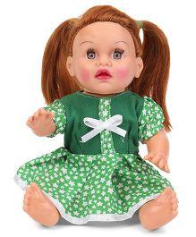 Speedage Tannu  Doll Green - 29.5 cm