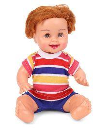 Speedage Mannu Doll Multicolor - 29.5 cm