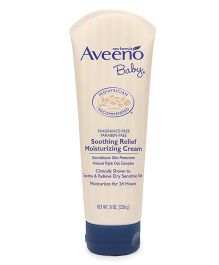 Aveeno Baby Soothing Relief Cream - 226 gm