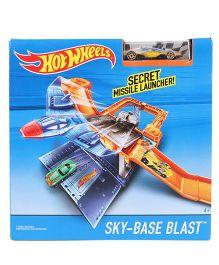 Hot Wheels Sky Base Blast - Multicolor