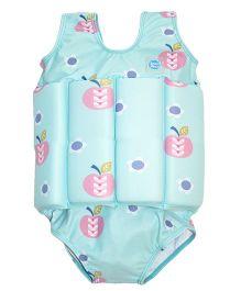 Splash About Float Suit Apple Daisy - Blue