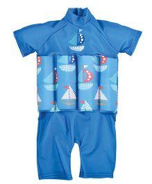 Splash About Uv Float Suit Set Sail - Blue