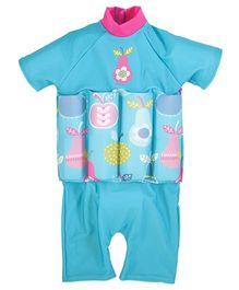 Splash About Uv Float Suit Tutti Frutti - Blue