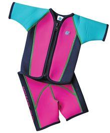 Splash About Surf Jacket & Shorts - Pink
