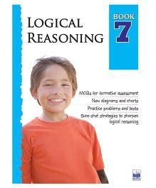 Macaw Logical Reasoning Book 7 - English