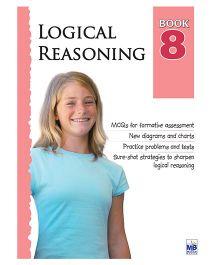 Macaw Logical Reasoning Book 8 - English