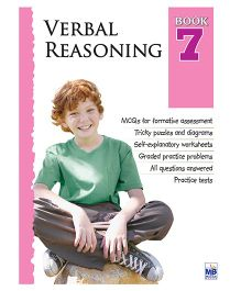 Macaw Verbal Reasoning Book 7 - English